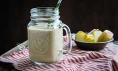 Apple Cinnamon Przepis Smoothie