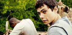 Dylan as Thomas