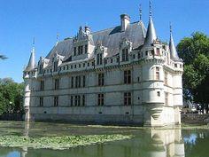 Castelo de Azay-le-Rideau – França