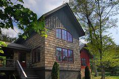 Pasture Lane - The Farm at Banner Elk - contemporary - exterior - charlotte - Christopher Kellie Design Inc.