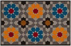 wash-dry-Design-Mat-Designer-Floormat-75x50cm-Marokko-Decorative-Rug
