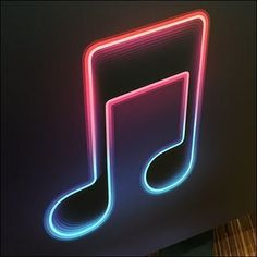 The streamed music and access to your favorite soundtrack are the sell for this Apple Music Compatible Speaker Display. Retail Fixtures, Music Logo, Music Notes, Apple Music, Neon Signs, Display, Billboard, Sheet Music, Music Lyrics