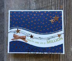 Christmas Thank You, Stampin Up Christmas, Christmas Cards To Make, Xmas Cards, Handmade Christmas, Fun Fold Cards, Stamping Up Cards, Sympathy Cards, Scrapbook Cards