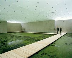 """Live Blog - Günther Vogt, """"City as Territory as Landscape"""" 