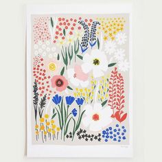 The delicate work of American artist Lisa Rupp is up on the blog #LisaRupp #Floral by howkapow