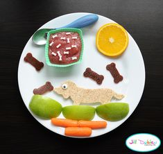 fun food friday from meetthedubiens.com