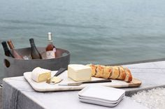 Seaside wine and cheese at a St. Barth beach barbecue   Gather
