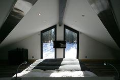 Piolet cottage by Chevallier Architectes