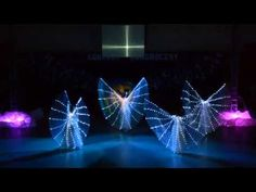 Dancing Light Birds, Dance of Angels - TANIEC PTAKÓW - YouTube