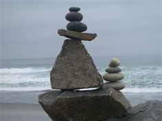 Rock Stack  Favorite past time with the grands