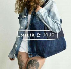 #Milli&JOJO #fashion #mezclilla #tatoo