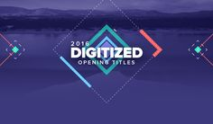 """Check out this @Behance project: """"Digitized 2016 - Opening Titles"""" https://www.behance.net/gallery/45461961/Digitized-2016-Opening-Titles"""