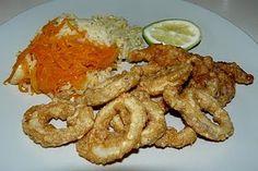 Outras Comidas: Calamares à Sevilhana