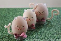 Kifli és levendula: Cicák tojásból