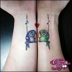89 Heart-Warming Sister Tattoos with Meanings Puzzle Tattoos, Bff Tattoos, Twin Tattoos, Paar Tattoos, Best Friend Tattoos, Couple Tattoos, Foot Tattoos, Body Art Tattoos, Small Tattoos