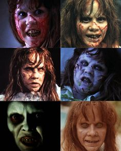 589 Likes, 3 Comments - Horror Best Horror Movies, Horror Show, Sci Fi Movies, Scary Movies, Cult Movies, Horror Films, Horror Art, Exorcist Movie, The Exorcist