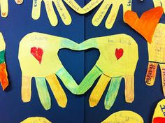 Hands of Kindness for Newtown