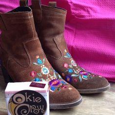 Okie Crowe Cowgirl Boots Soap #handmade #madeinusa #oklahoma