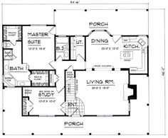 farmhouse plans with elevator. farmhouse. home plan and house