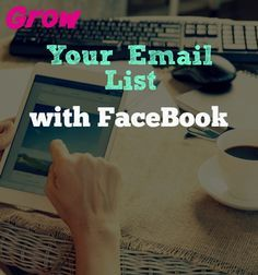 Blogging Tips - Wow! I had no idea that in 2 minutes I could be collecting way more emails from Facebook each week. Love this tutorial!   brilliantbusiness... Facebook Marketing List Building Social Media