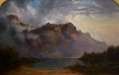 Son of a convict transported to Van Diemen's Land in 1830, WC Piguenit was schooled in Hobart and later worked in the Department of Lands survey office as a draughtsman. He received rudimentary instruction in painting, however he was largely ...