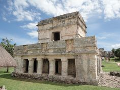 Mexican Archaeological Ruins