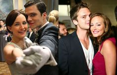 Gossip girl characters dating in real life