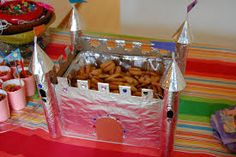 princess party food ideas - Google Search