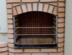 CONSTRUTORA SOUSA: Churrasqueira de tijolos, em 22 passos. Barbecue, Dyi, Home Decor, Tips, Masonry Bbq, Bricks, Cookers, Creative Crafts, Creativity