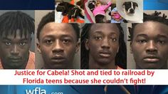 Full prosecution for Florida teens that tied dog to railway tracks! | YouSignAnimals.org
