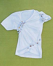some different tie dye ideas - Thanks Martha Stewart