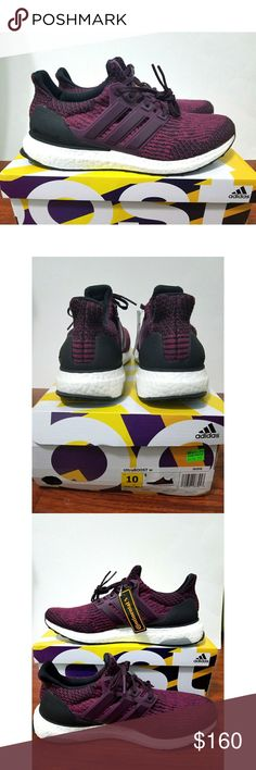 Adidas Women's Ultraboost Mystery Red Ultra Boost Brand new in original box Women's size 10  If it is posted it is still avaliable. Check out my other listings for Ultraboost, NMD, Jordan and more! adidas Shoes Athletic Shoes