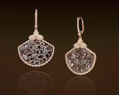 Milano - Aria. #Juwelen #Jewelry #Oorbellen #Earrings #LillyZeligman www.lillyzeligman.com