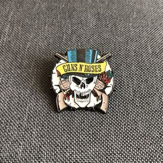 Pin Badge Kiss Rock Merchandising Ufficiale Army Pennant