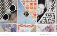 Elise Blaha :: enJOY it.: my 2014 project life title page & plans for the new year.