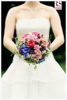 Hochzeitssträuße, Echte Hochzeiten, Reinhardt & Sommer