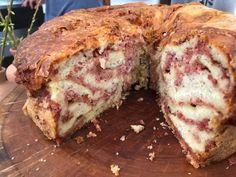 Pão de Linguiça do chef Roberto Ravioli | Pães e salgados | Mais Você - Receitas Gshow