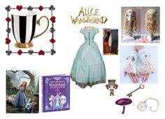 alice by mayleneholm on Polyvore featuring Burton and David Jones