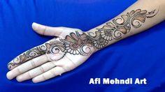 Simple Arabic Mehndi Designs amp Mehndi Designs step by step Latest Arabic Mehndi Designs, Mehndi Designs Book, Mehndi Design Pictures, Mehndi Designs For Girls, Unique Mehndi Designs, Wedding Mehndi Designs, Mehndi Designs For Fingers, Henna Tattoo Designs, Mehndi Images