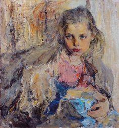 Катенька (1912). Николай Фешин