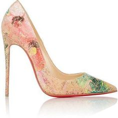 Christian Louboutin Womens So Kate Pumps