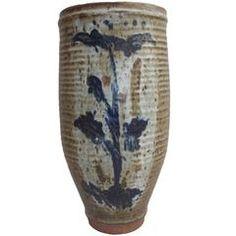 Vivika & Otto Heino Tall Studio Art Pottery Vase