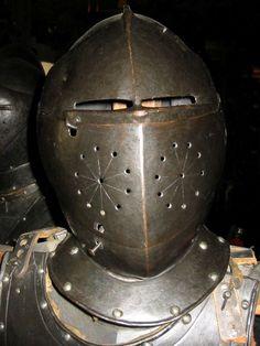 17th century, cuirassier armor: