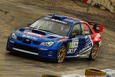 Subaru impreza WRC 2006 (S12) (Subaru Rally Team Italy)