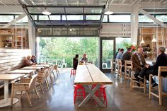 Shed Store and Cafe | Architect Magazine | Jensen Architects, Healdsburg, CA, United States, Commercial, Community, Retail, New Construction, James Beard Award Winner, James Beard Award 2014, ARCHITECT Annual Design Review 2014