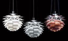 ph artichoke pendant lamp