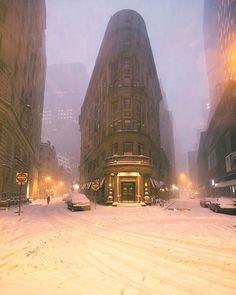 Blizzard in New York | Winter Storm Jonas | January 23, 2016