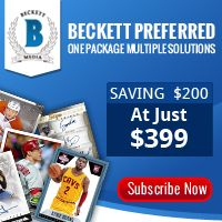 Beckett Media Father's Day Offers