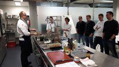 Salvis smart cooking Schulung. Zeitverschober produzieren - Qualität gewinnen!