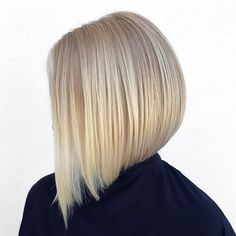 50 Medium Length Bob Haircuts That Will Make You Pay Your Hairstylist a Visit! - Hair Adviser - Best Haircuts and Hairstyles for Women in 2019 Inverted Bob Hairstyles, Long Face Hairstyles, Medium Bob Hairstyles, Bob Haircuts, Hairstyle Men, Funky Hairstyles, Formal Hairstyles, Wedding Hairstyles, Medium Length Bobs